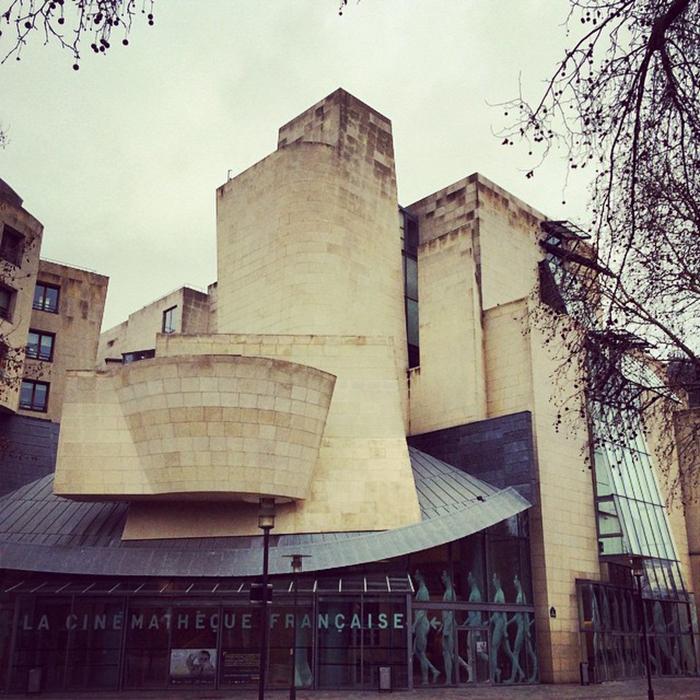The Cinémathèque Française, Paris, France