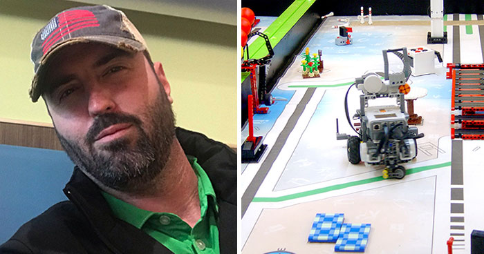 The Way This Dad Mocked His Son For Winning At LEGO Robotics Tournament Infuriated People So Much They Destroy Him