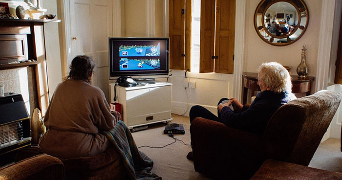 """Every Day My Parents Play Mario Kart 64 To See Who Will Make A Cuppa Tea"""