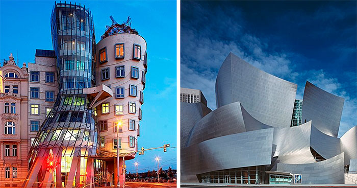 These 21 Buildings By Architect Frank Gehry Actually Exist And They Look Like They Are From A Sci-Fi Movie