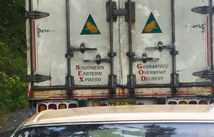 Southern Eastern Xpress, Guarenteed Overnight Delivery