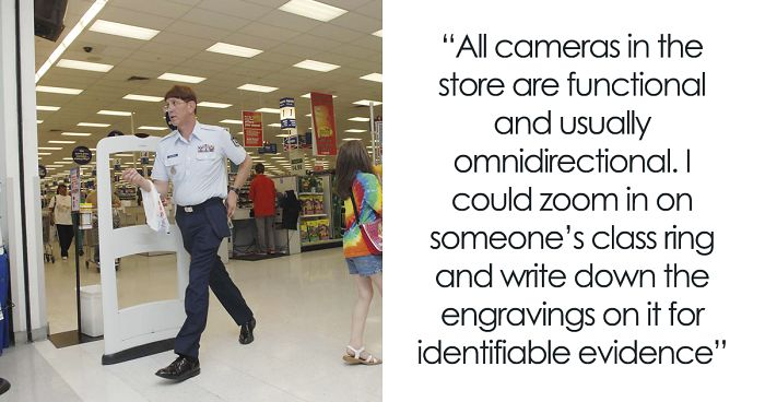 This Security Guard Was Working At Target For 6 Years ...