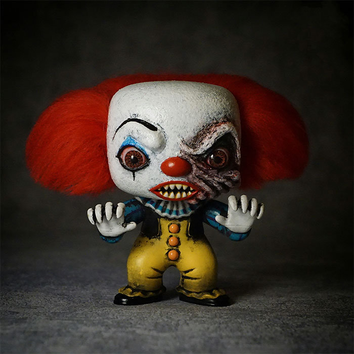 I Customize And Transform Toys And Collectibles Into Handmade Works Of Art