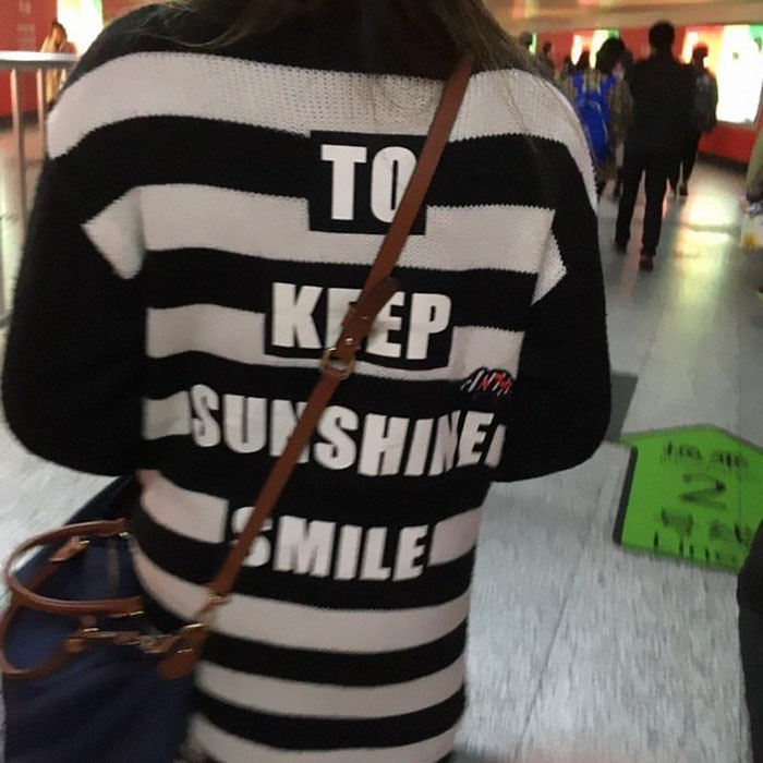 To Keep Smile