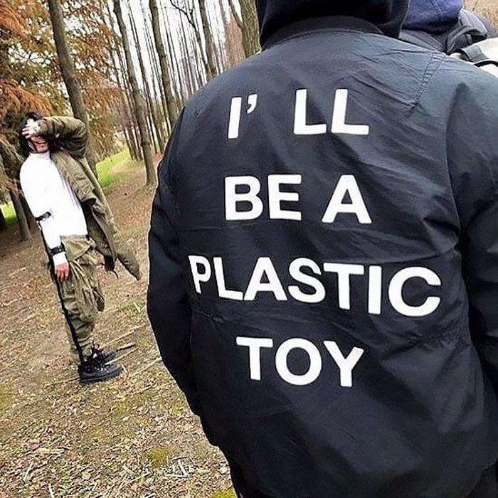 I'll Be A Plastic Toy