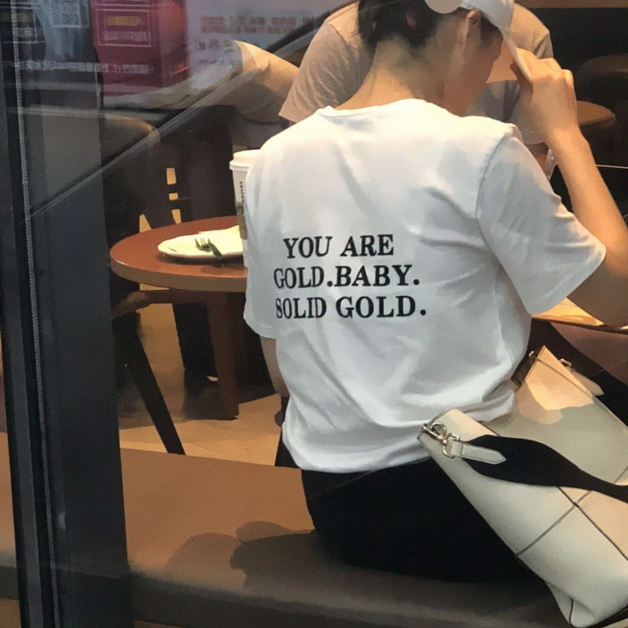 Gold Baby