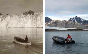 40 Interesantes comparaciones de imágenes que te darán una perspectiva distinta