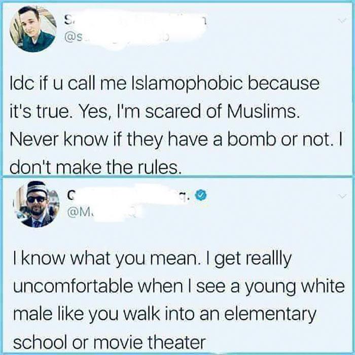 21 Of The Best Internet Clapbacks To Islamophobes