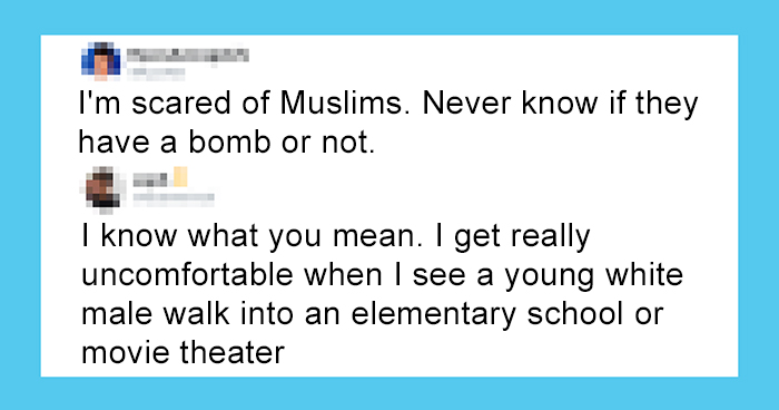 21 Of The Best Comebacks To Islamophobic Comments Ever