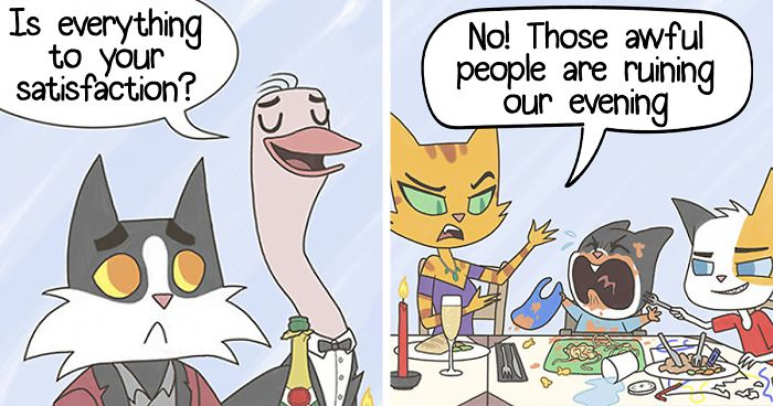 19 More Comics About Being A Mom (Who's Also A Cat)