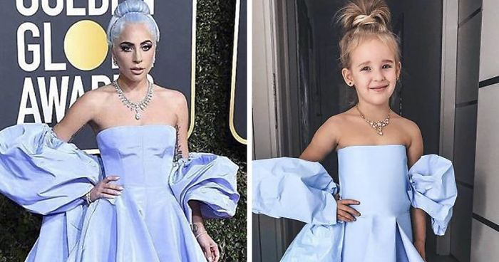 7efd69b2f665 Mom And Daughter's 43 Budget Recreations Of Red-Carpet Looks That  Completely Nailed It
