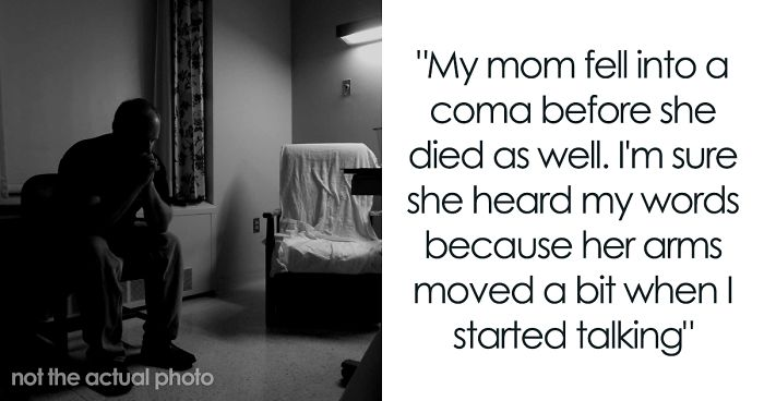 Man Shares What He Felt During A Coma And How It Helped Him Say Goodbye To His Mother