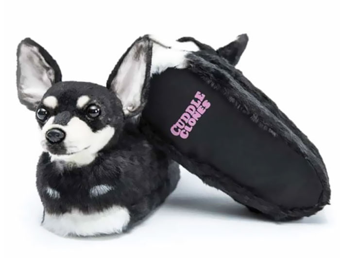 This Company Makes Slippers Identical To Your Pet And It's Surprising How Real They Look