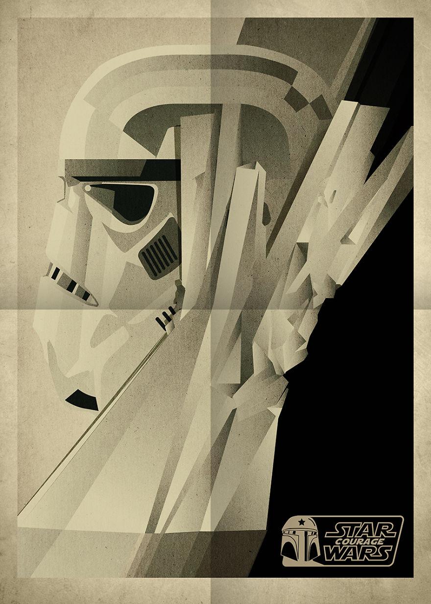 star wars jugoslavija hrabrost poster