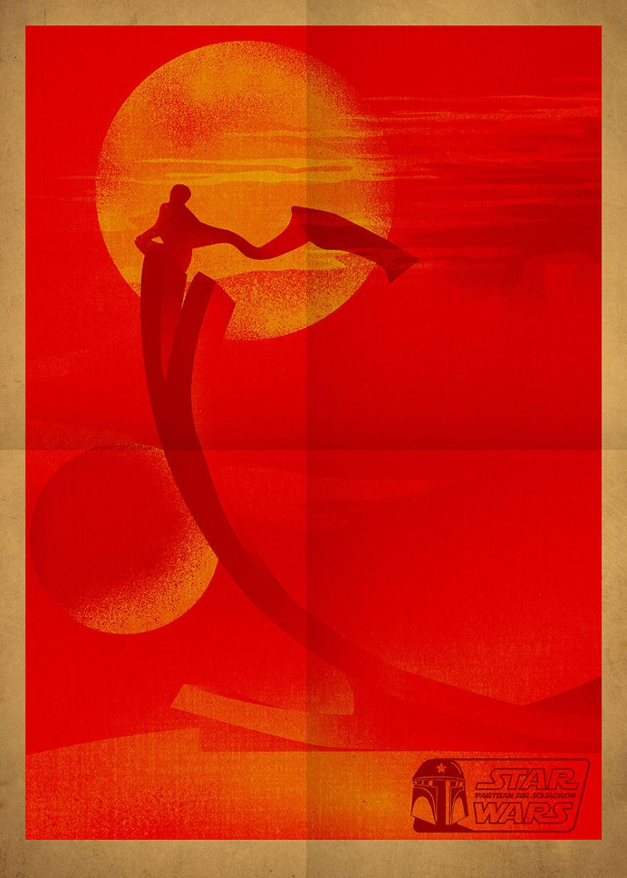 star wars jugoslavija bosna petrovac poster