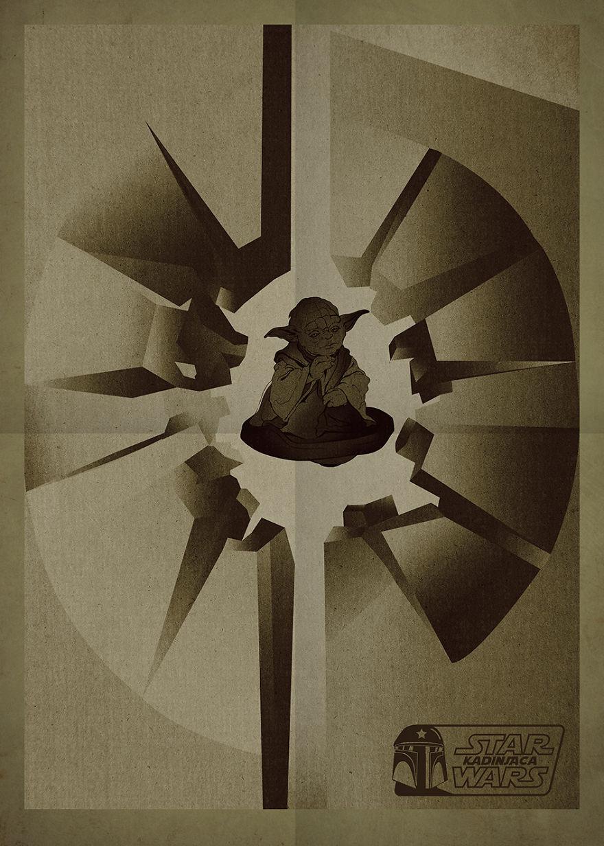 star wars jugoslavija kadinjaca poster