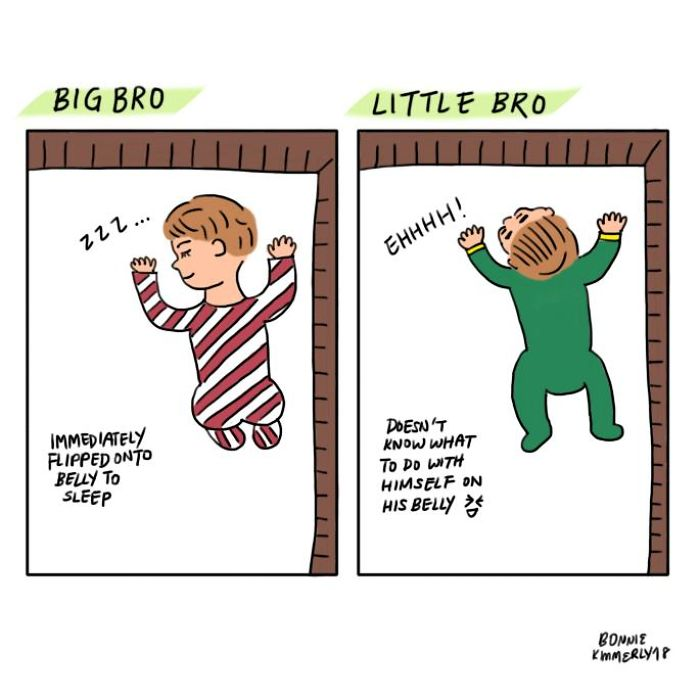 I Draw Cartoons To Show The Mundane Yet Funny Moments Of Life With Two Young Boys