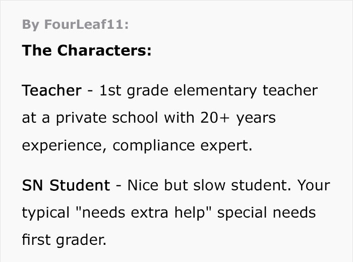 from the teacher who managed to bring the whole facade crashing down scroll down below to check it out for yourself and let us know what you think in