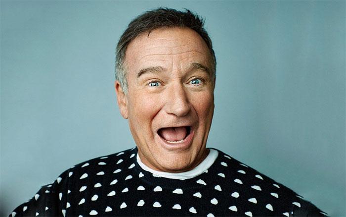 """""""Robin Williams no se suicidó"""": Esta persona quiere que se deje de usar el caso del actor para concienciar sobre los suicidios"""