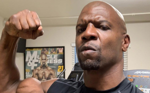 Celebrities Mock Terry Crews Sexual Assault Claims Because He's Too Strong To Get Assaulted, He Shuts Them Down