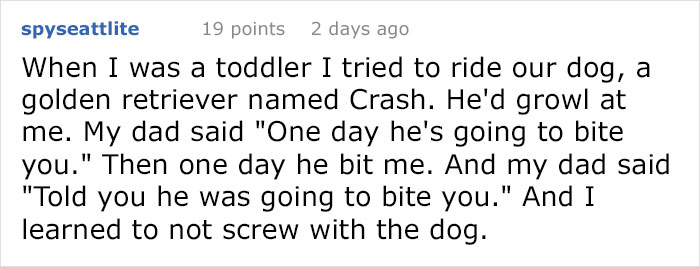 People Give Some Interesting Advice To Mom Wondering How To Get Dog To Stop Growling When Her Toddler Hits Him