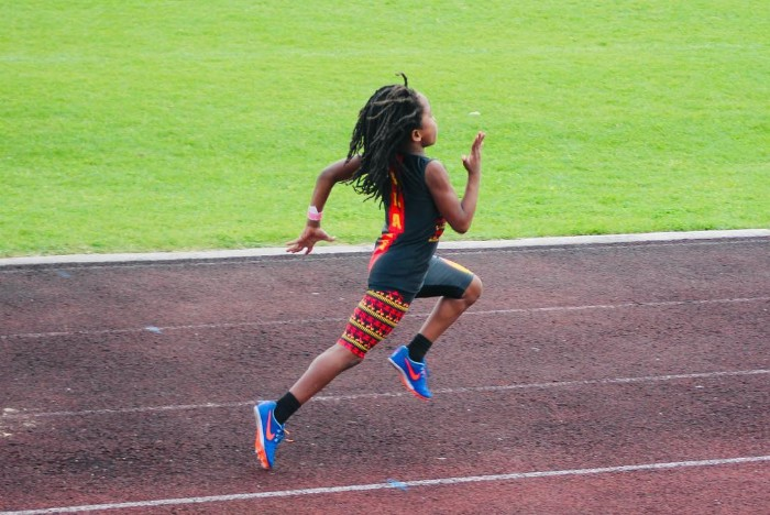 7-Year-Old Boy Runs So Fast, People Are Naming Him The Fastest Kid In The World