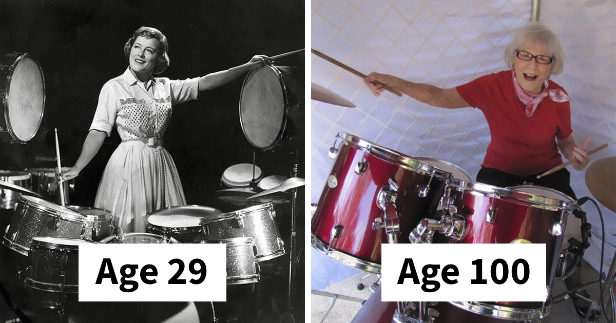 Drummer Viola Smith Is Still Rocking Out At 106-Years-Old