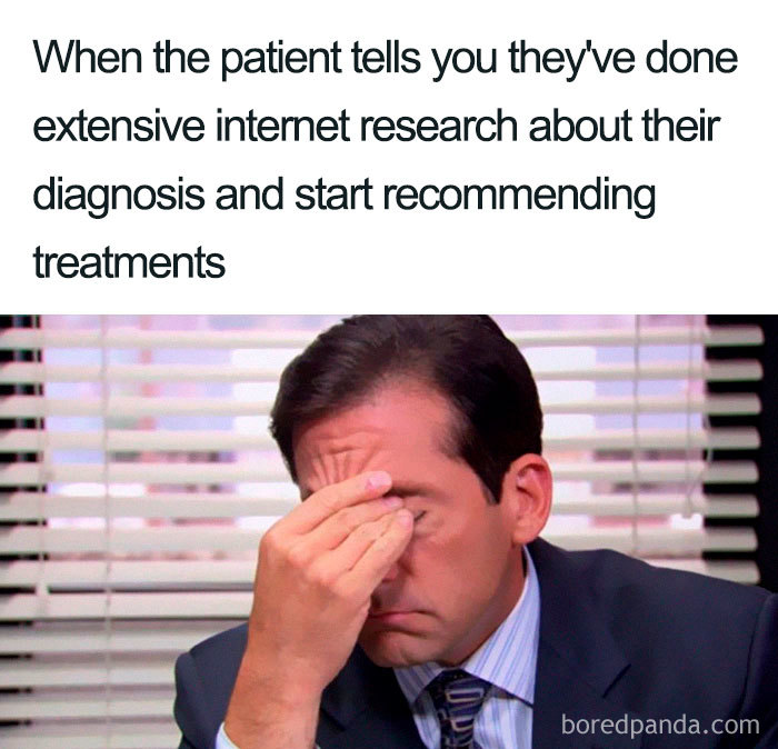 The Google Doctor