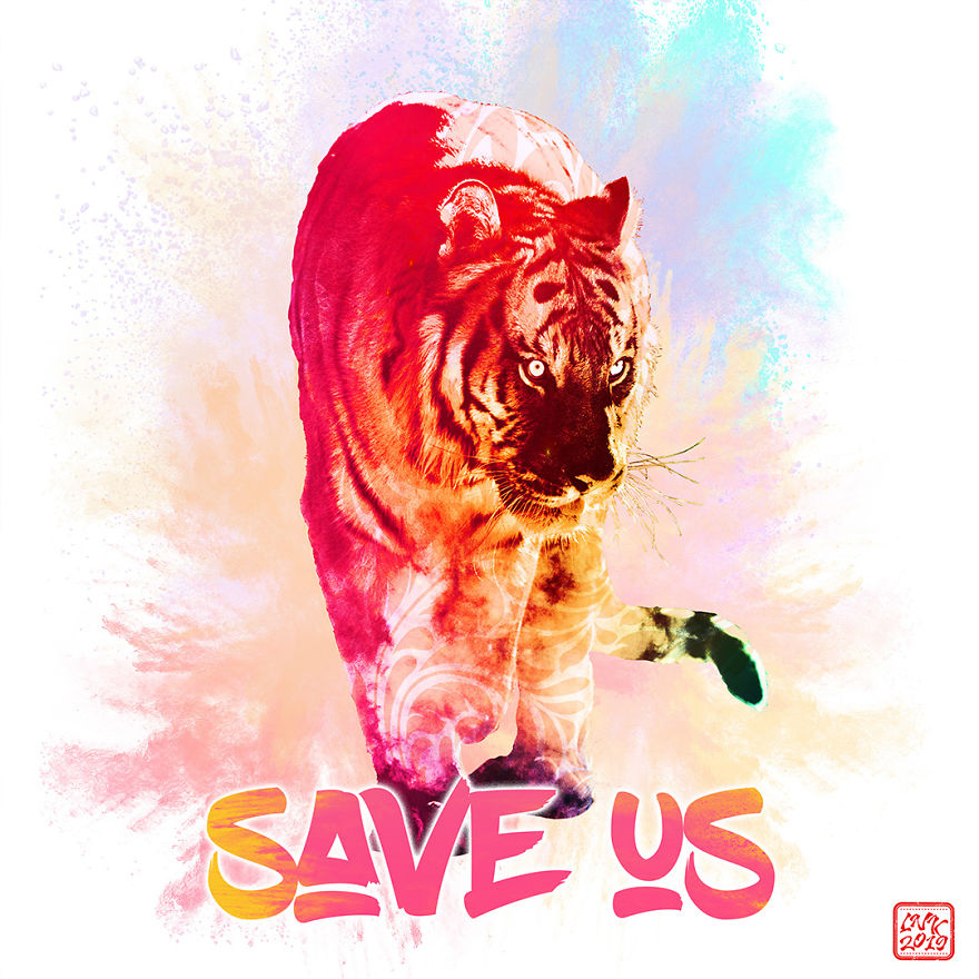 "I Tried To ""Save Us"" From Extinction"