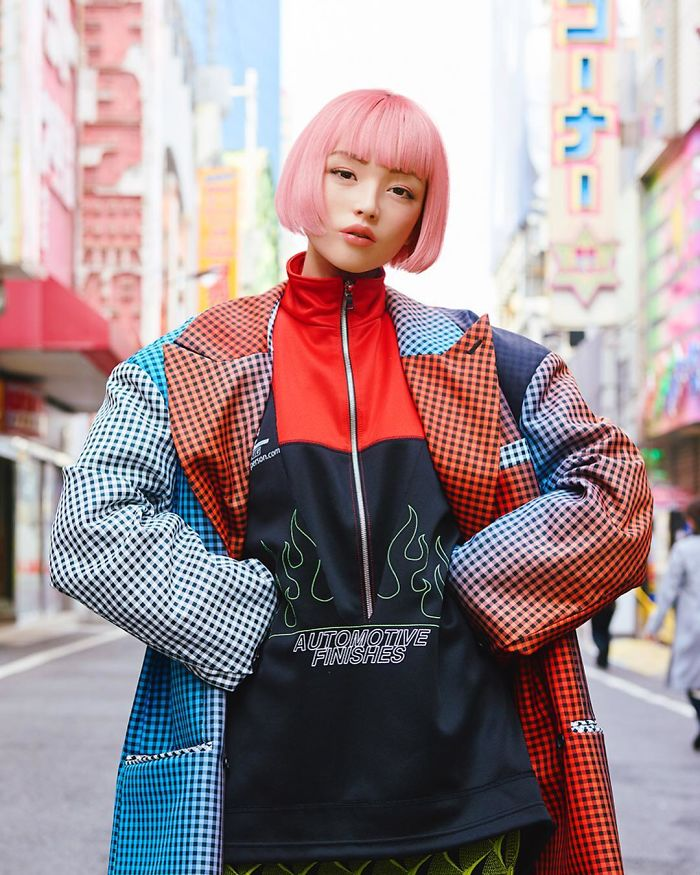 Meet Imma, The Internet Sensation Model That Will Never Step On A Fashion Catwalk
