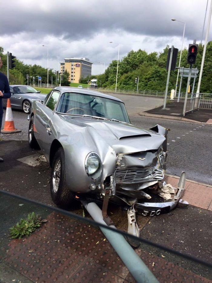 Aston Martin Was Worth $1.5 Million