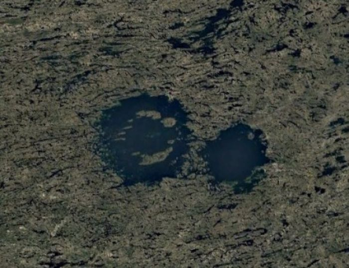 Guy Shares 30 Of His Most Interesting Finds On Google Earth