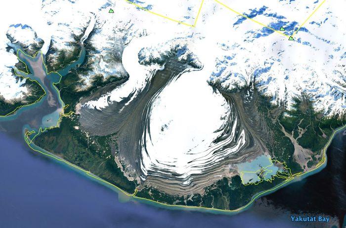 Không cần đi du lịch, Google Earth sẽ giúp bạn khám phá vẻ đẹp muôn màu của trái đất nhìn từ vệ tinh - Ảnh 5.