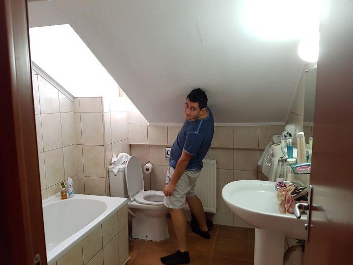 Este cuarto de baño