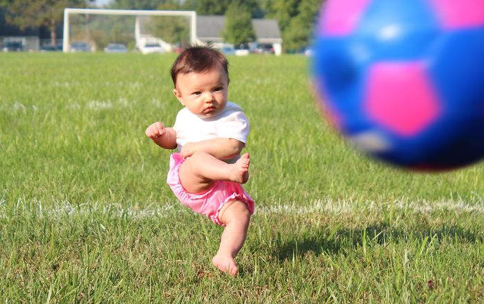 Practicing Those Penalty Kicks
