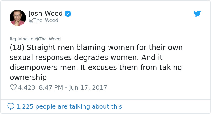 A Gay Man Explains The Ridiculous Double Standards Women Experience From His Perspective