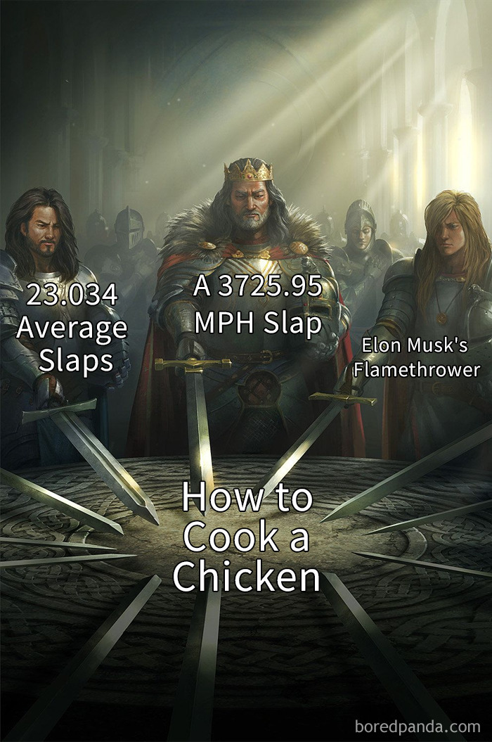Physics-Major-Calculates-How-Hard-To-Slap-Chicken-To-Cook-It