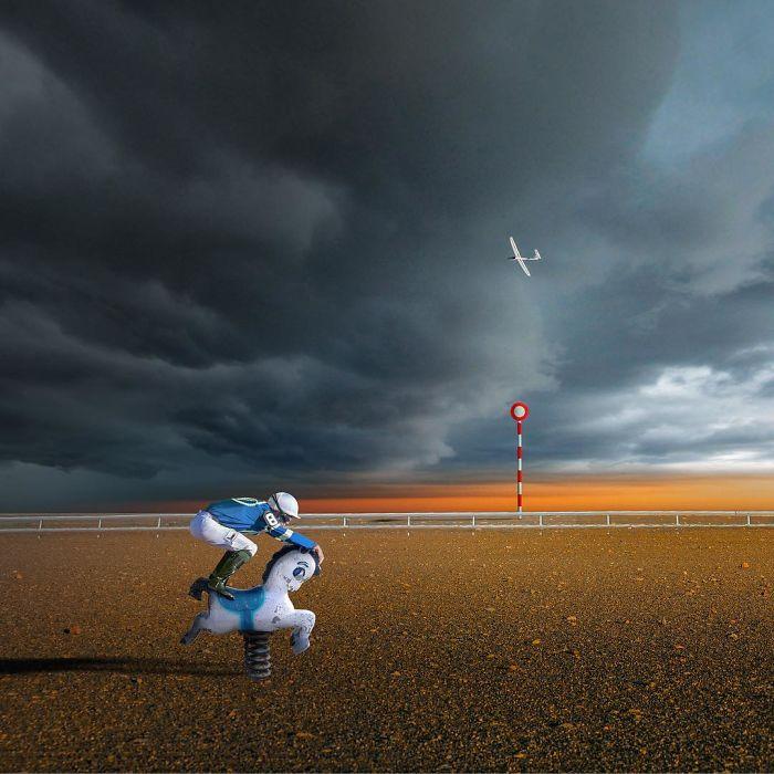 Artist Shows His Surreal World Through Digital Art