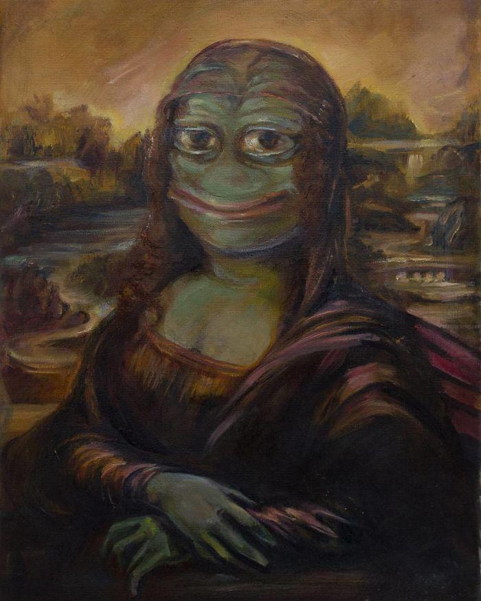 Mona Lisa Pepe