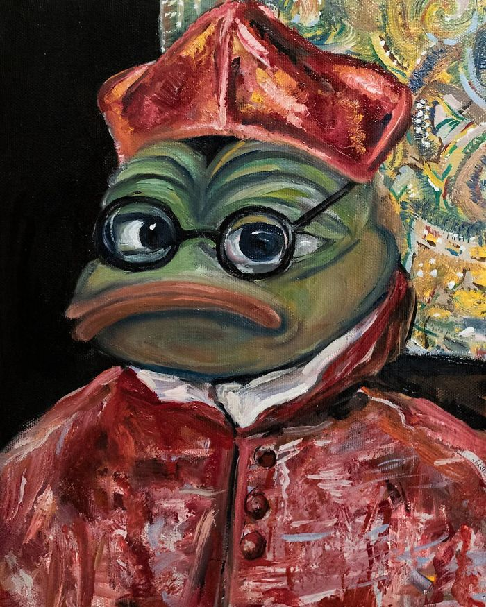 Pepe The Cardinal By El Greco