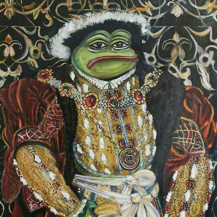 Pepe Henry VIII