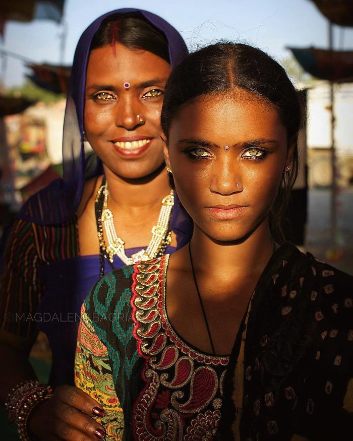 Beautiful-Indians-Local-People-Magdalena-Bagrianow-India