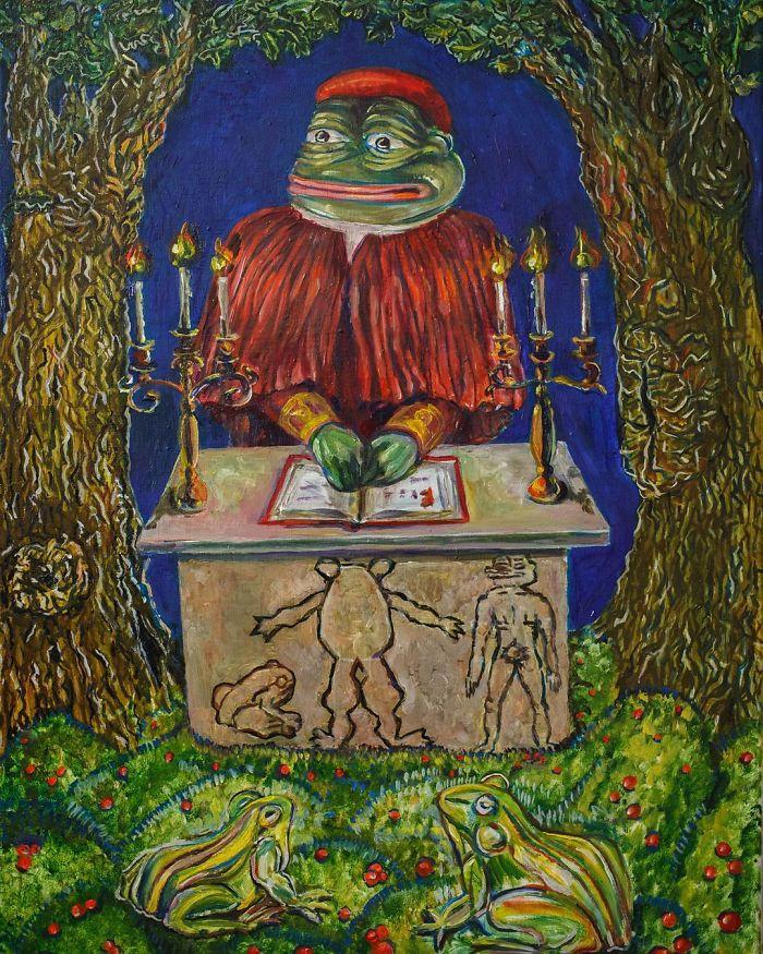 A Secret Pepe