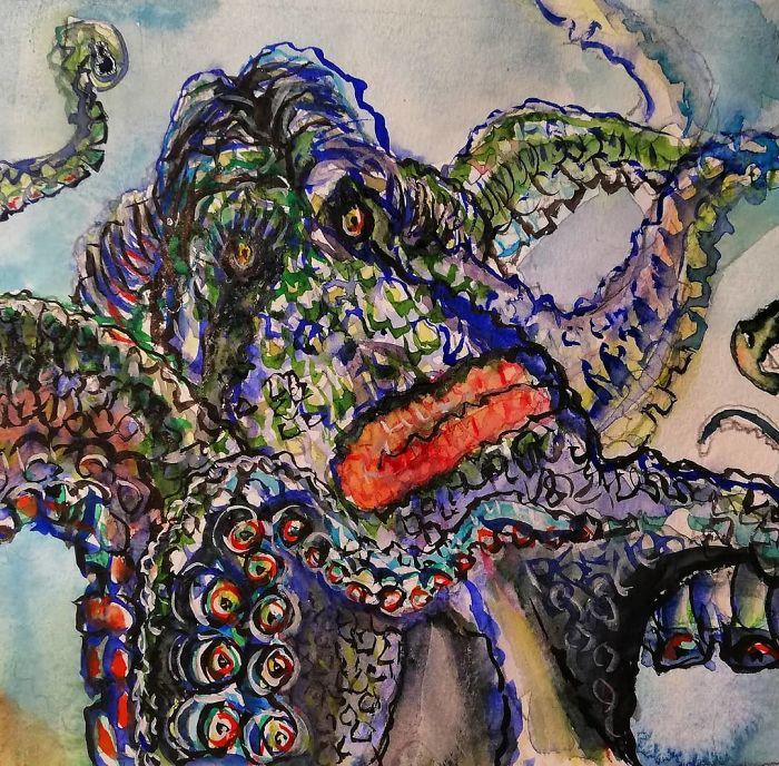 Pepe Kraken