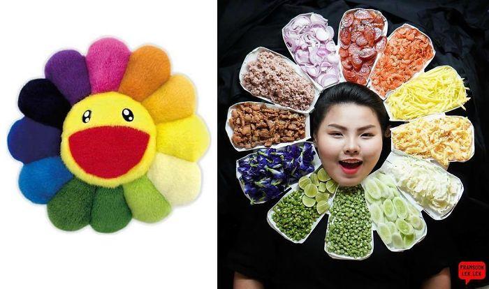 Murakami Flower