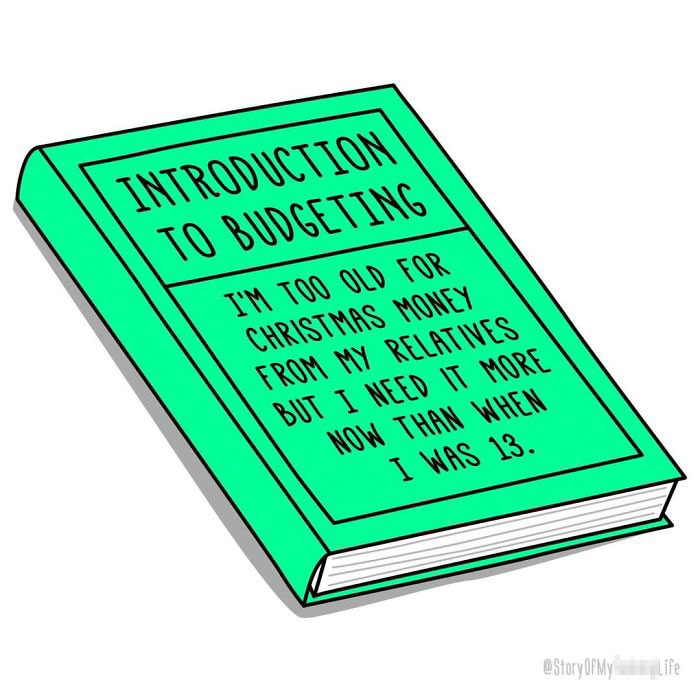 """30 Hilariously Honest """"Story Of My Life"""" Book Covers"""
