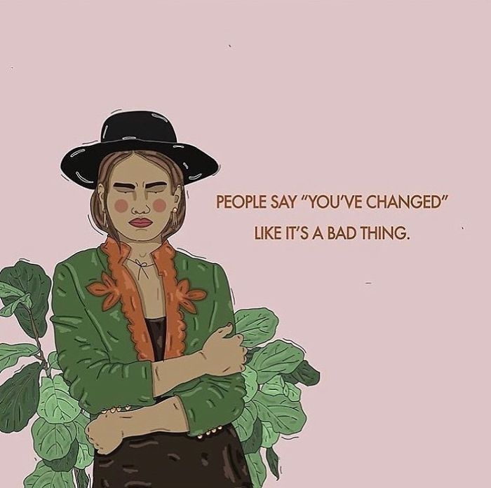Change Is Good, Change Is Necessary, Change Is Important . . . #recipesforselflove #change #changeisgood #growth #goals #important #agency #autonomy #selflove #selfcare #loveyourself #smashthepatriarchy #youareperfect #fuckthepatriarchy #effyourbeautystandards #feminism #instalove #instagood #feminsta #feminist #zine #illustration #digital #drawing #adobe #design #graphic #art #love #yourself