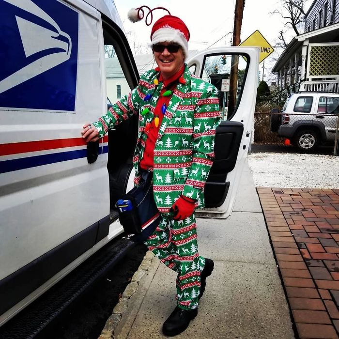 Our Mailman