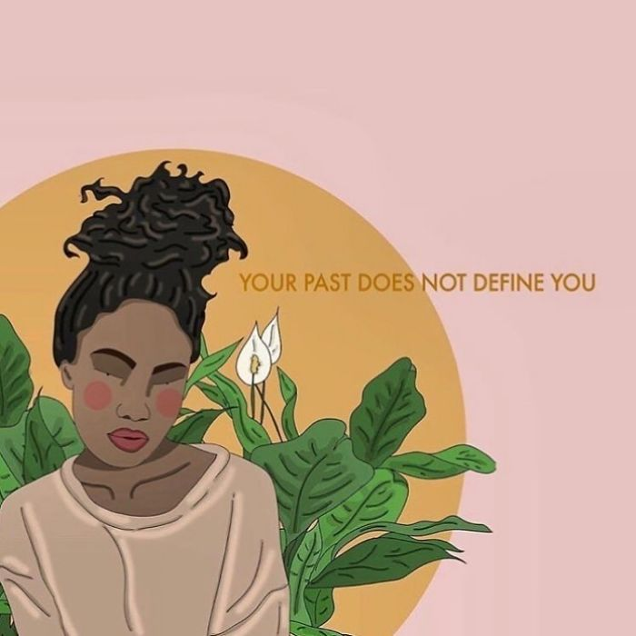 It Might Always Be A Part Of You, But Will Never Define You. . . . . . #recipesforselflove #pastels #past #love #positivity #quotes #instalove #lifestyle #instagood #selflove #selfcare #loveyourself #smashthepatriarchy #fuckthepatriarchy #effyourbeautystandards #feminism #wonderful #lifestyle #feminsta #feminist #zine #illustration #digital #drawing #adobe #design #graphic #art #instalove #embraceyourself