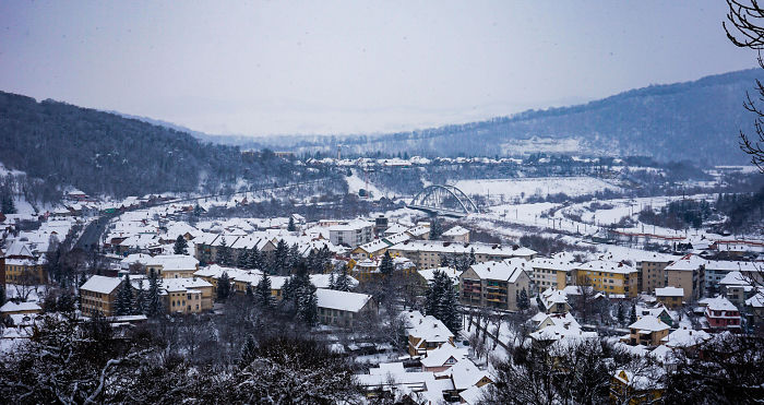 I Spent A Weekend In Sighisoara, Romania To Enjoy The Mesmerizing Atmosphere Of An Old Town During Winter